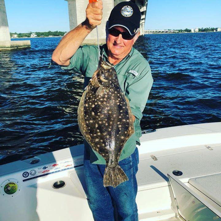Flounder Fishing Gulf Coast