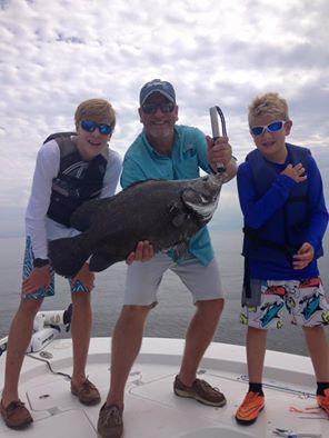fishing guide gulfport, ms