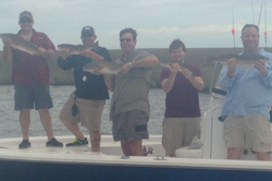 MS marsh fishing guide