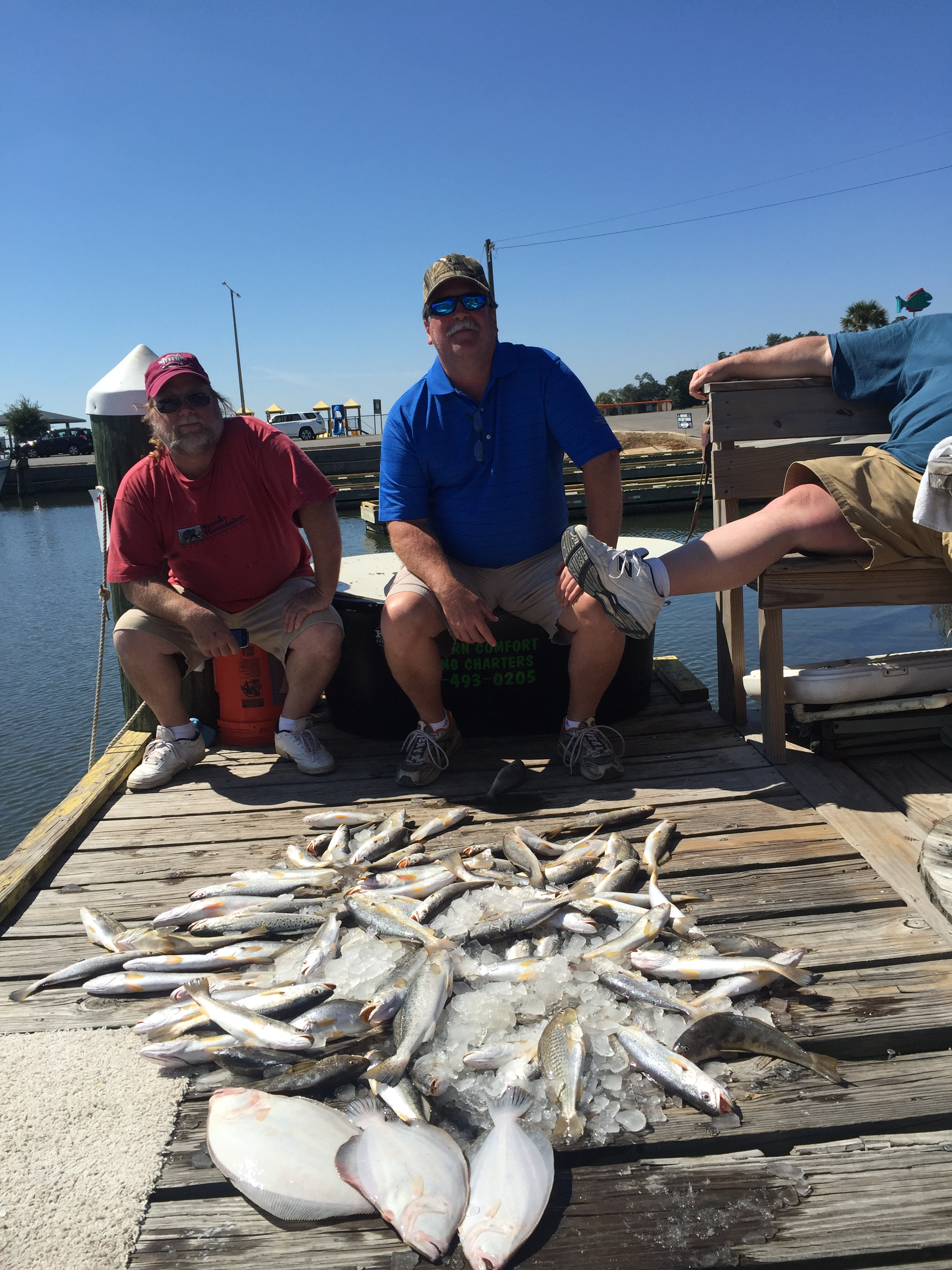 inshore fishing guide service