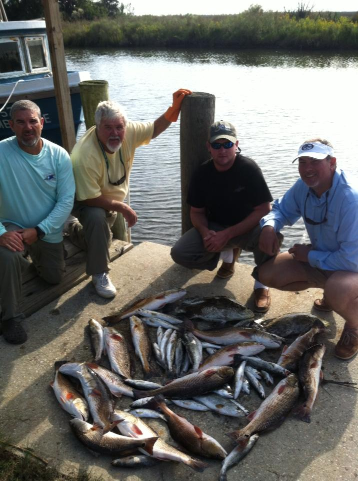 gulfport fishing service