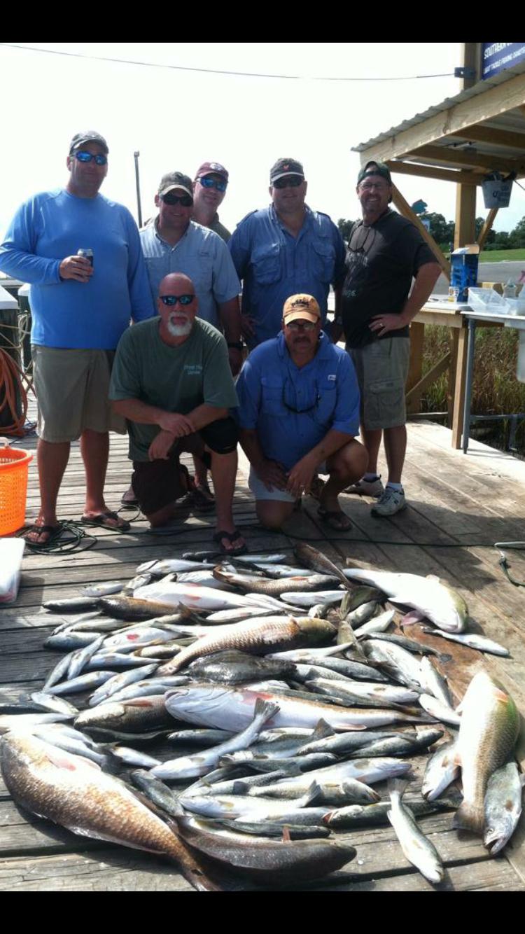Fishing Big Groups near me
