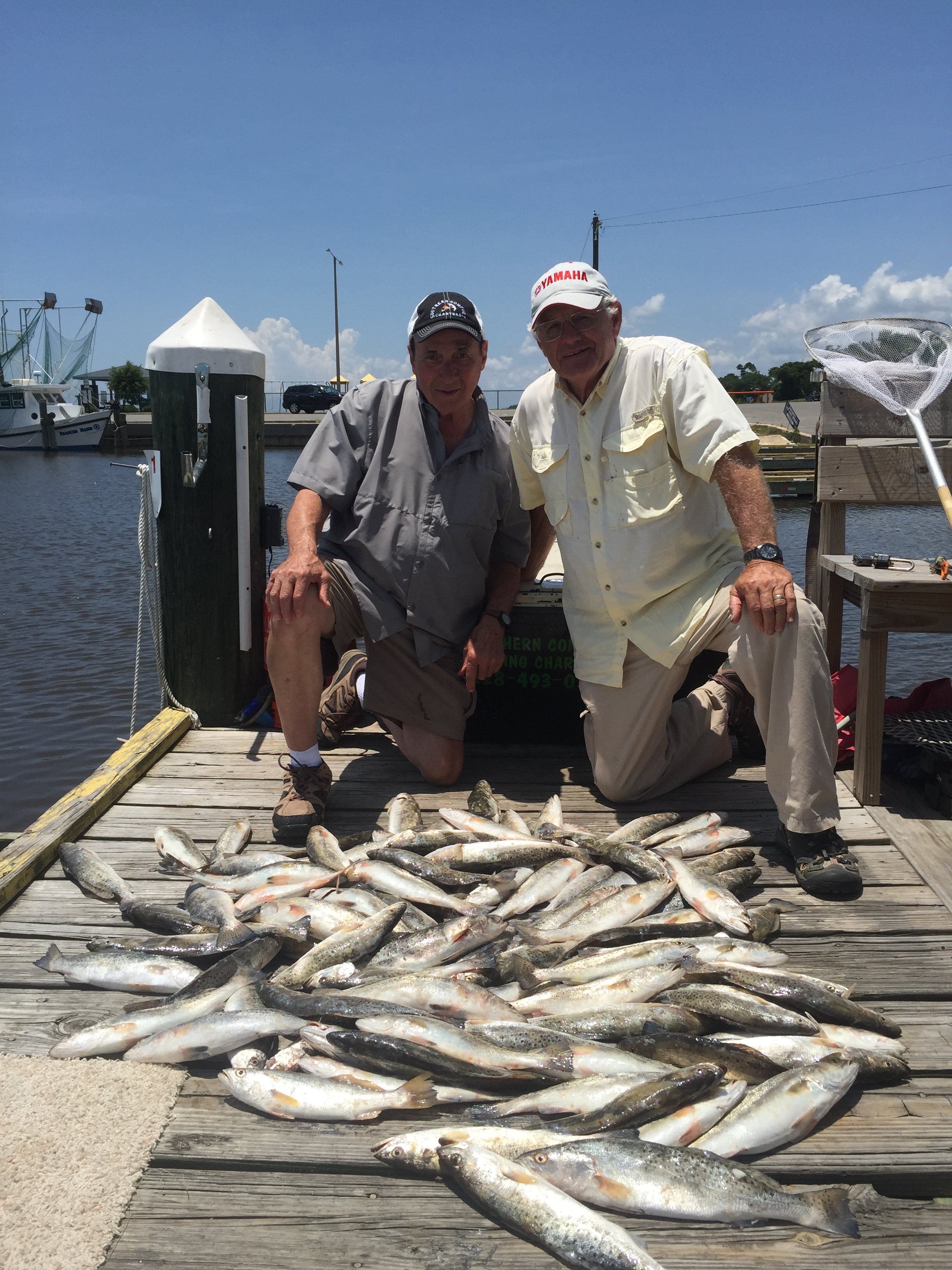pass christian fishing charter