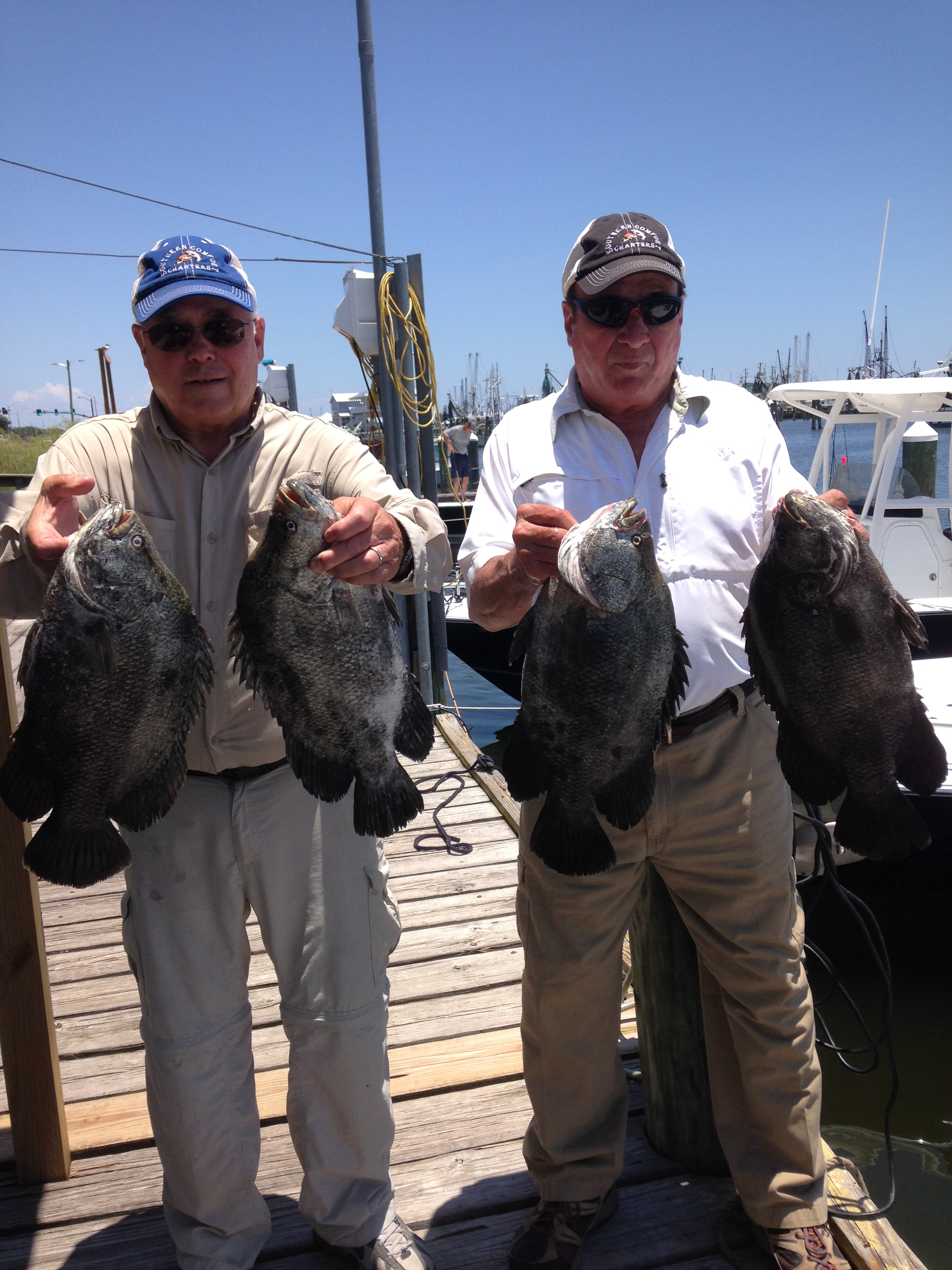 tripletail fishing pass christian