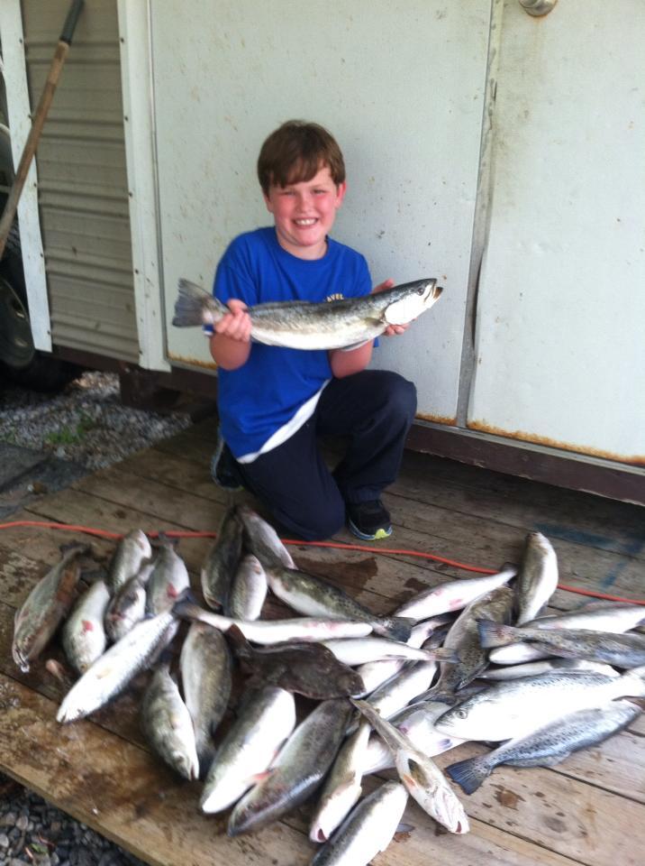 kids fishing pass christian
