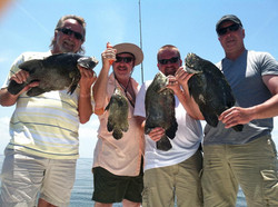 Mississippi inshore fishing charters