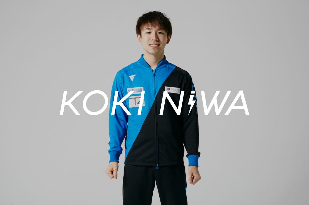 KOKI NIWA
