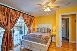 Yellow Farmhouse Rental Bedroom 2