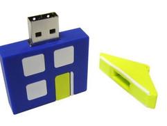 Free-Shipping-100pcs-pvc-house-shape-pen