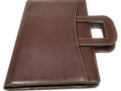 a101-leather-folder-for-office-use-brown