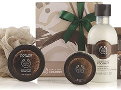 EXOTICALLY CREAMY COCONUT  PAMPERING ESS