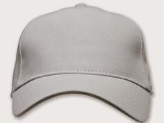 b15-white-plain-stock-baseball-cap-front