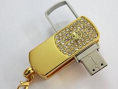 Anyusb025-Fancy-Jewellery-Studded-Swivel