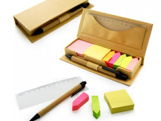 GJSS1008E-Eco Friendly Post It Pad With