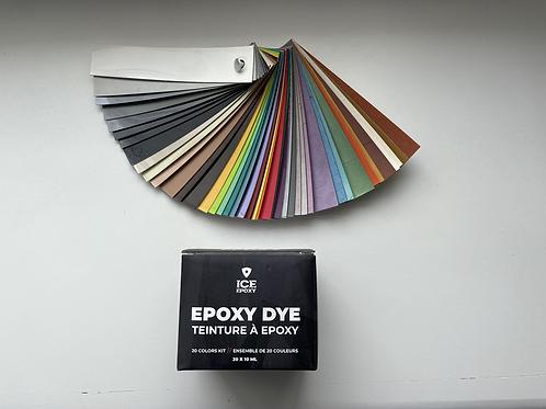 Pigment Epoxy liquide