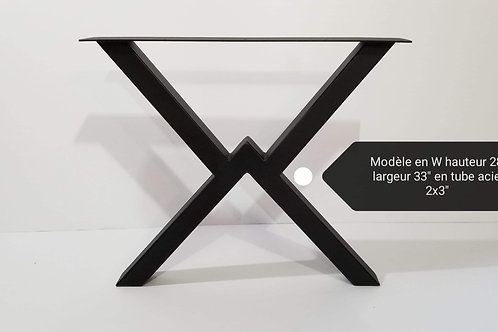 Modèle W