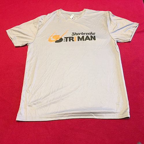 T-Shirt  S:triman gris (H)