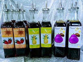 Teazer Botanical Syrups
