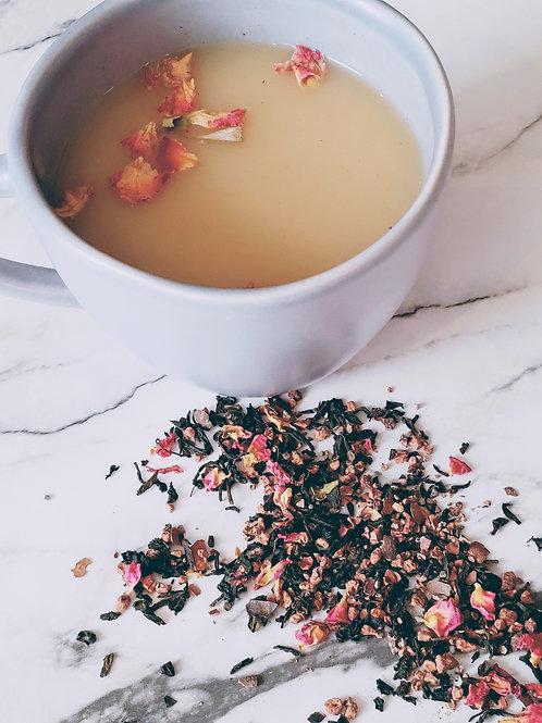 Earl Grey Cacao and Rose Tea (organic)