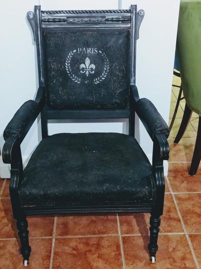 Food Fairy Chair