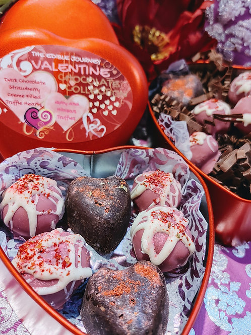 Valentine Chocolate Love Collection