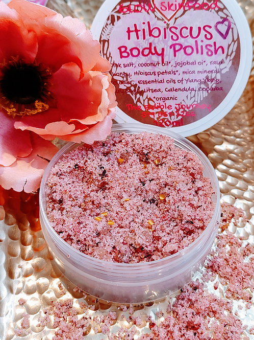 Hibiscus Body Polish