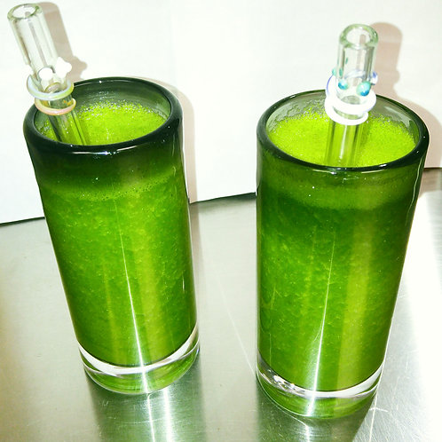 Green Goddess / Hulk Man Detox Smoothie  (12oz)