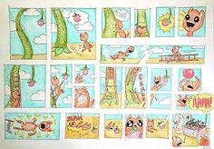 patrick huang cartooning and anime comic