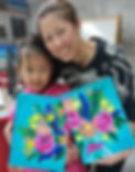 2 Mother's Day Painting