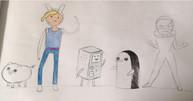 Cartooning Camp