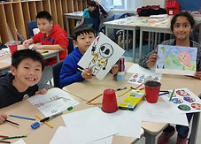 kids-cartooning-workshop-elementary-scho