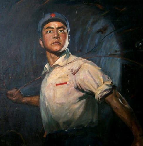 Lu Enyi Portrait of a Soldier