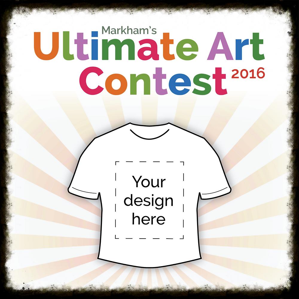 Markham's Ultimate Art Contest 2016