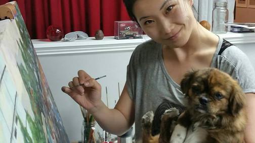 Meet the Creatives: Fei Lu – The Headmaster