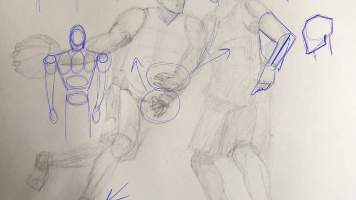 Figure Drawing Intensive