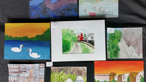 A Simple T-shirt Design Could Win You an Amazing Art Scholarship in Markham.