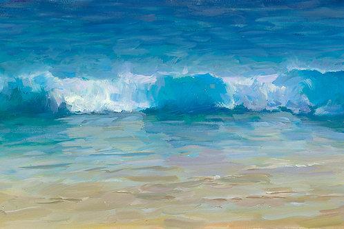 Oceanscape II: Breaking Waves
