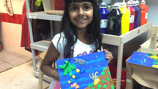 8 Fun Art Projects to Try With your Kids This Summer