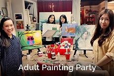 Adult Painting Parties Art Hub Markham