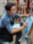 5 Palette Knife Painting Workshop