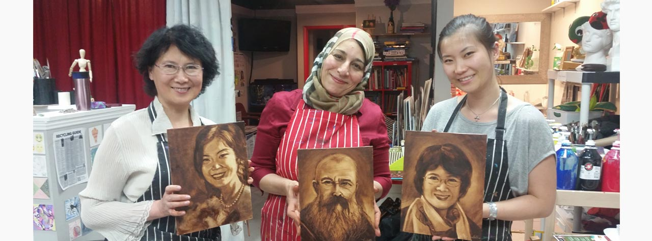 Oil Painting Classes Markham Art Hug