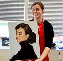Oil-Painting-Techniques-Student-Work-Por