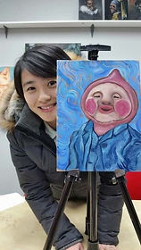 art mentorship meme dank painting oil ac
