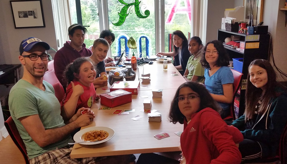 Summer Art Camp in Markham | Winged Canvas