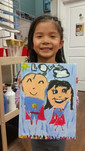 Acrylic Painting Camp for Kids