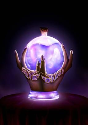 Crystal Ball Elixir