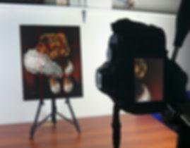 Art Imaging using high end Nikon DSLR