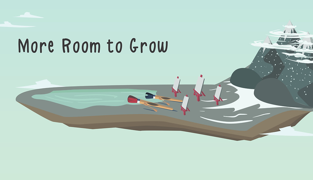 More room to grow