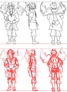 Character Design Teen Intensive