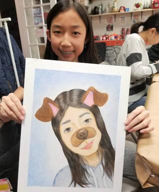 Portraiture Mentorship